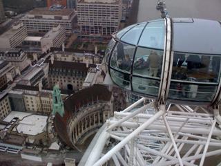 London Eye 2008